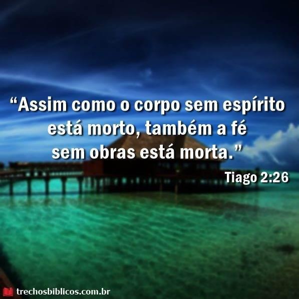 Tiago 2:26 12