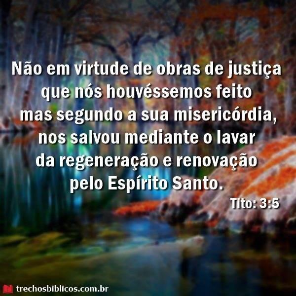 Tito 3:5 4