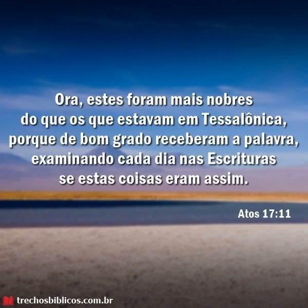 Atos 17:11 6