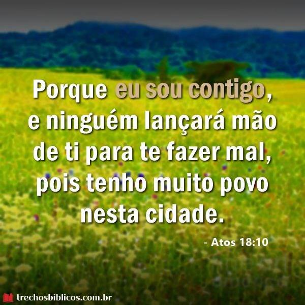 Atos 18:10 19