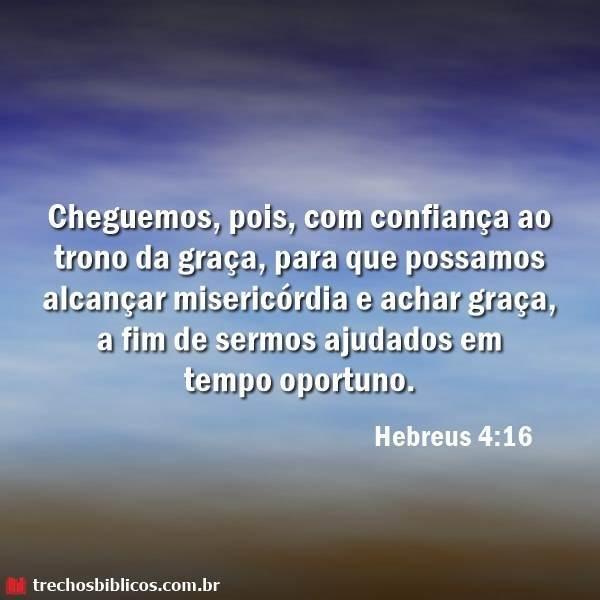 Hebreus 4:16 14