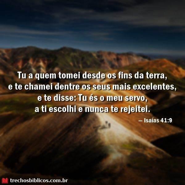 Isaías 41:9 5