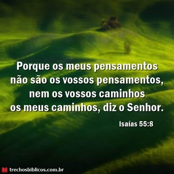 Isaias 55:8 9
