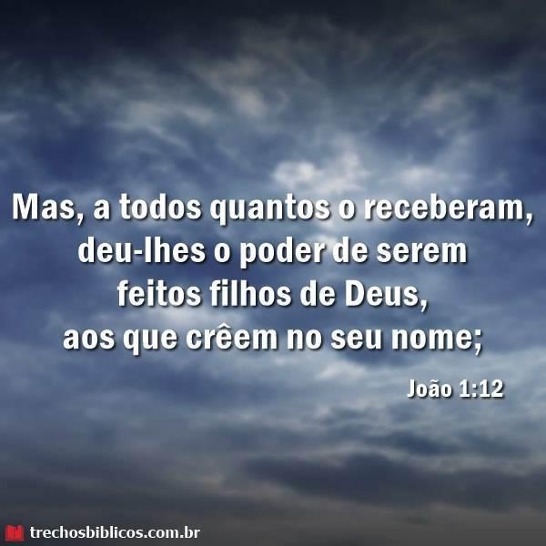 Versículos de João que falam sobre o Ministério de Jesus 6
