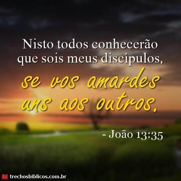 João 13:35 5