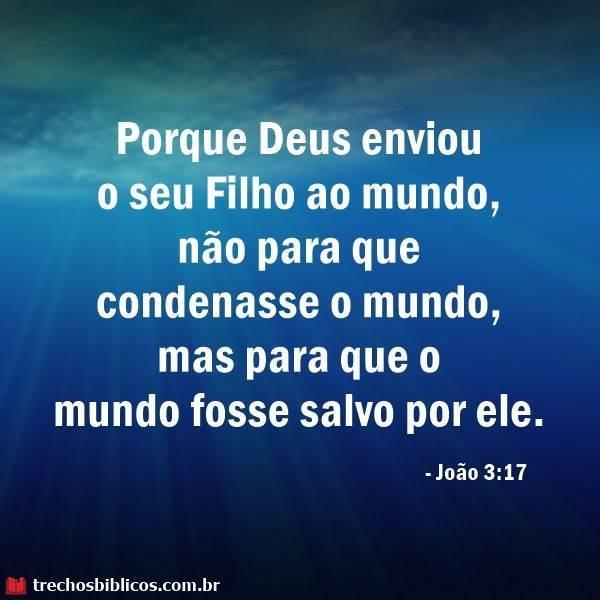 João 3:17 5