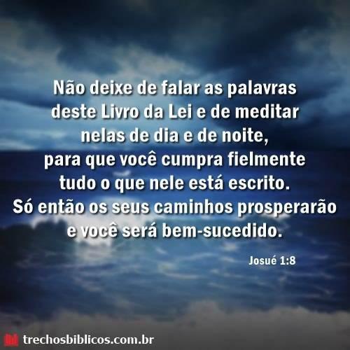 Josué 1:8 11