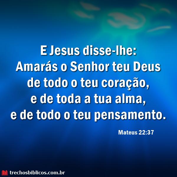 Mateus 22:37 15