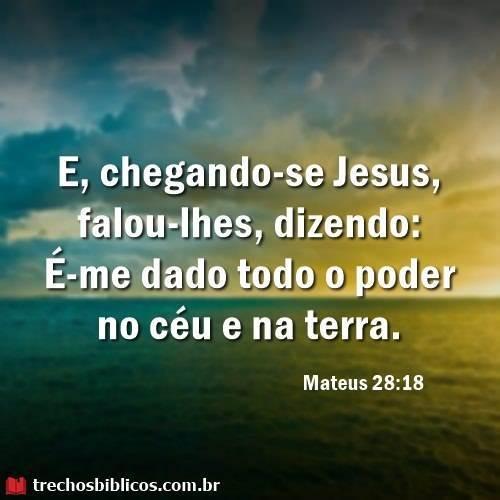 Mateus 28:18 7