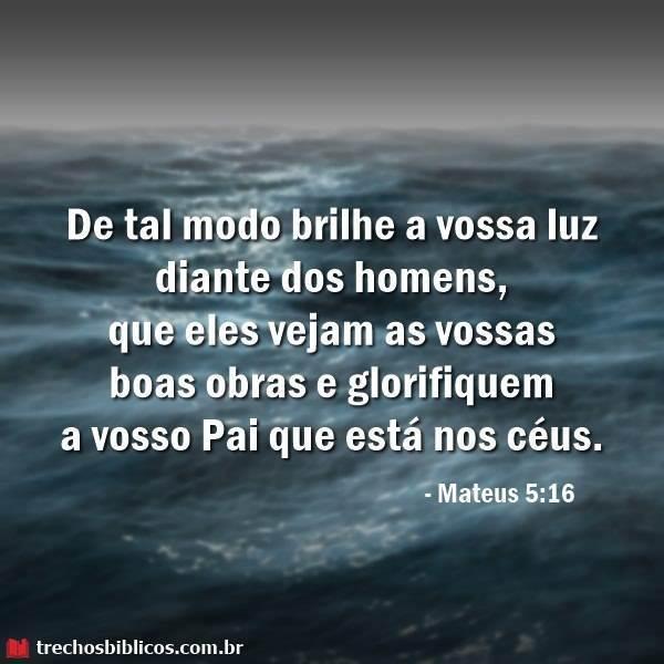 Mateus 5:16 15
