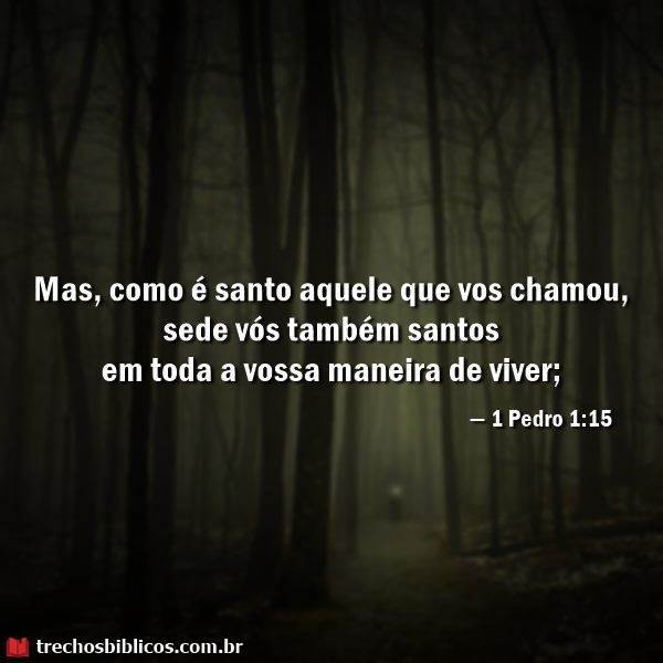 1 Pedro 1:15 6