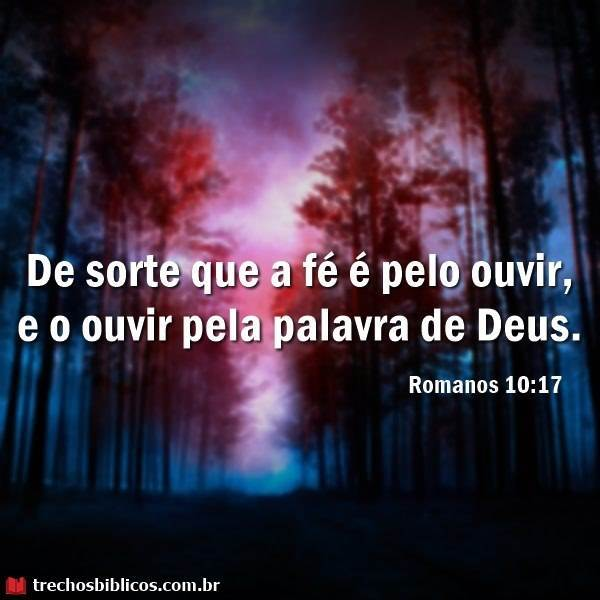 Romanos 10:17 11