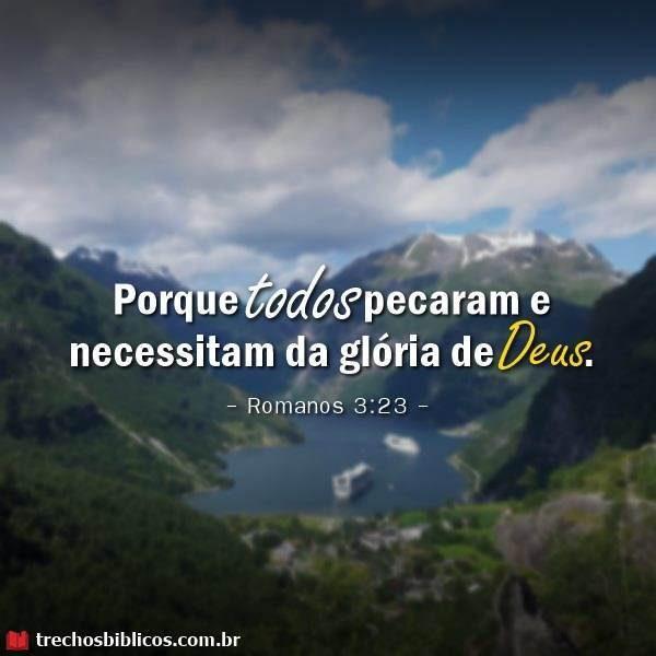 Romanos 3:23 6