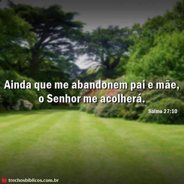 Salmo 27:10 15