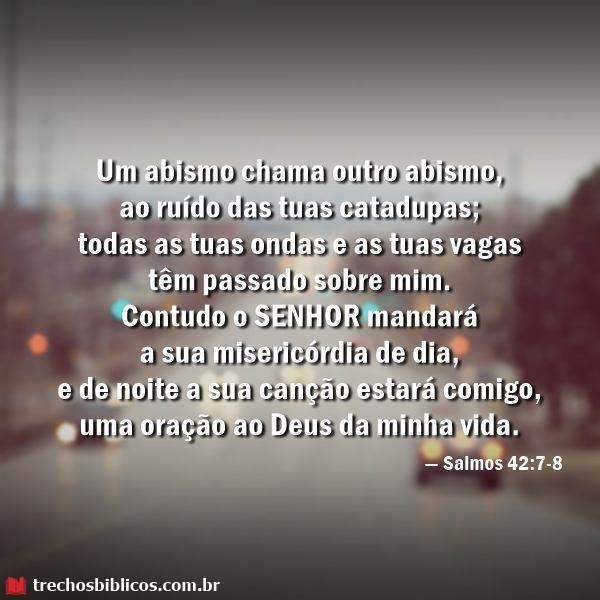 Salmos 42:7-8 29