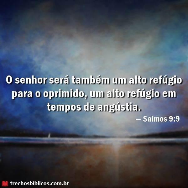 Salmos 9:9 11