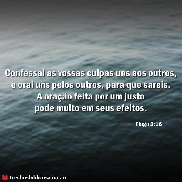 Tiago 5:16 18