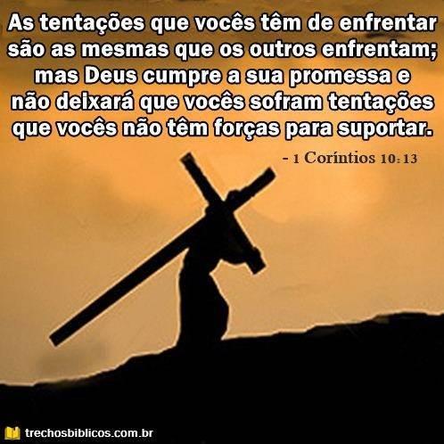 1 Coríntios 10:13 Atual 10