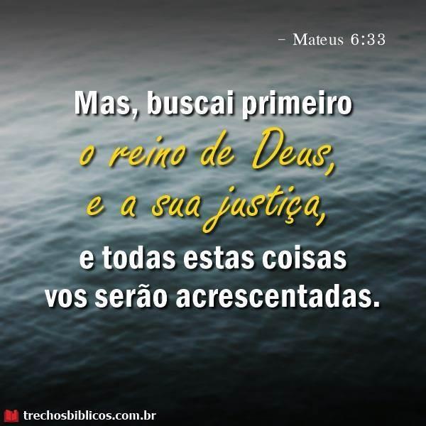 Mateus 6:33 20
