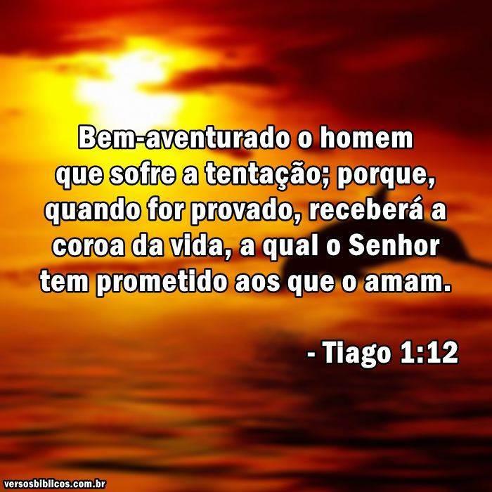 Tiago 1:12 17