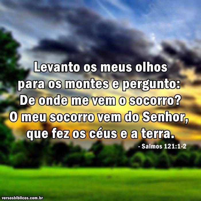 Salmo 121:1-2 3