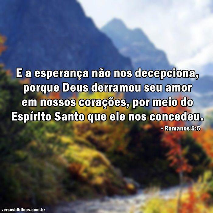 Romanos 5:5 19