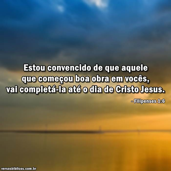 Filipenses 1:6 34