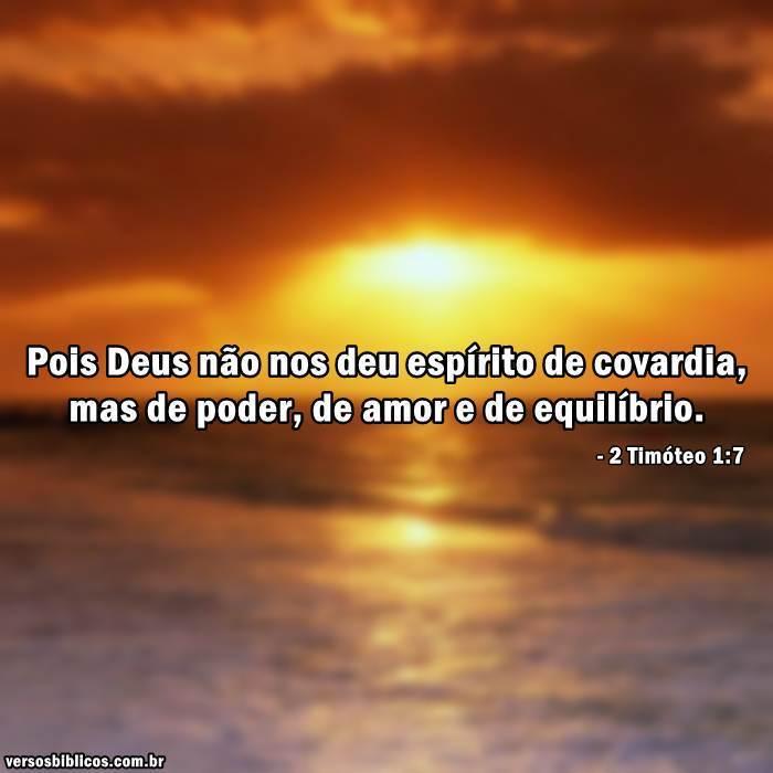 2 Timóteo 1:7 9