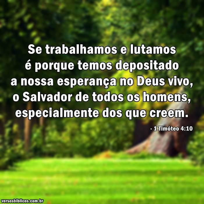 1 Timóteo 4:10 10