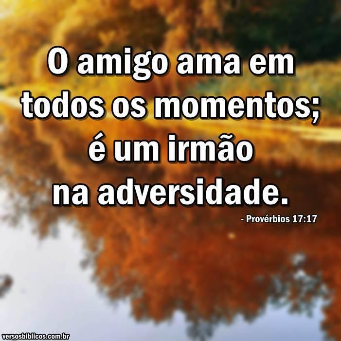 Provérbios 17:17 9