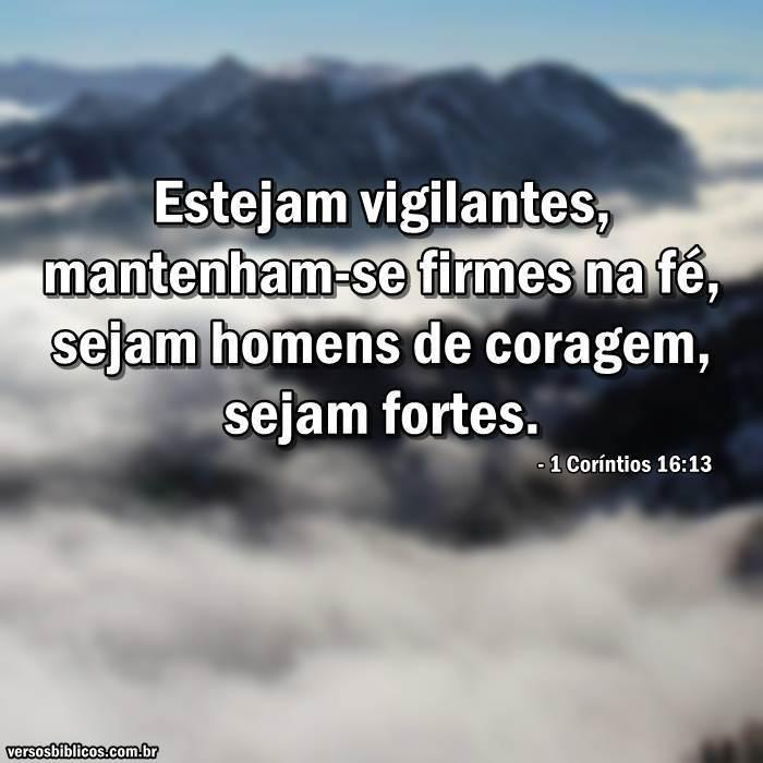Versículos De Coragem Versículos Biblicos