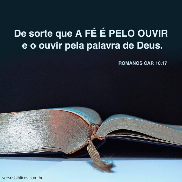 Versículos de Fé para Demonstrar Confiança em Deus 12