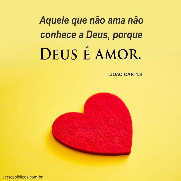 Deus é Amor 11