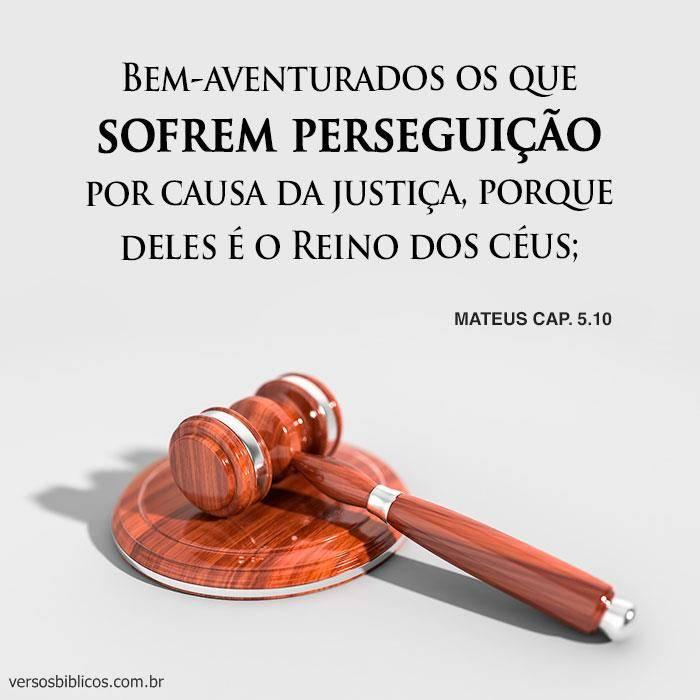Deus te Livra da Perseguição 8