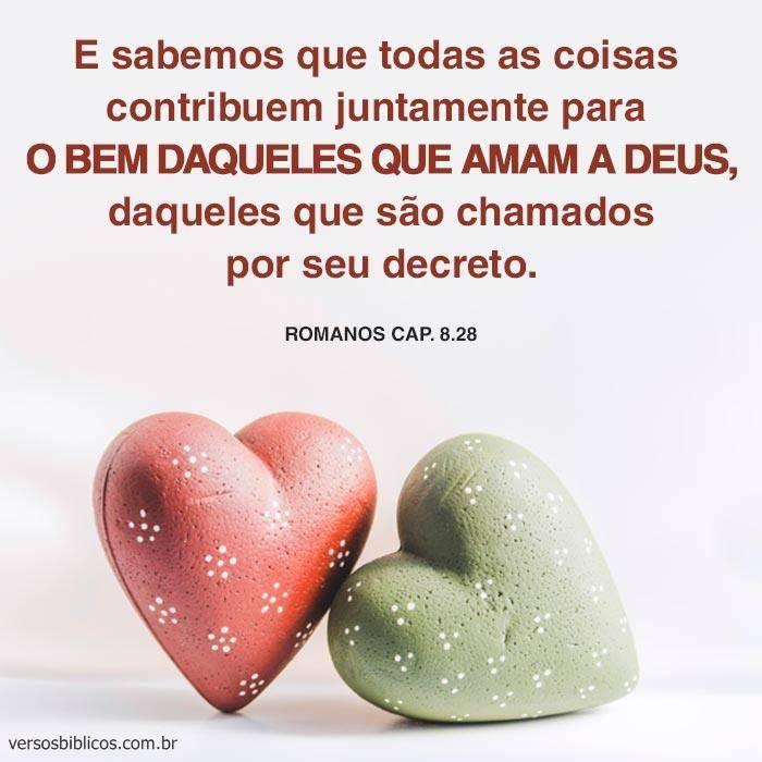 O Bem dos que Amam a Deus 5