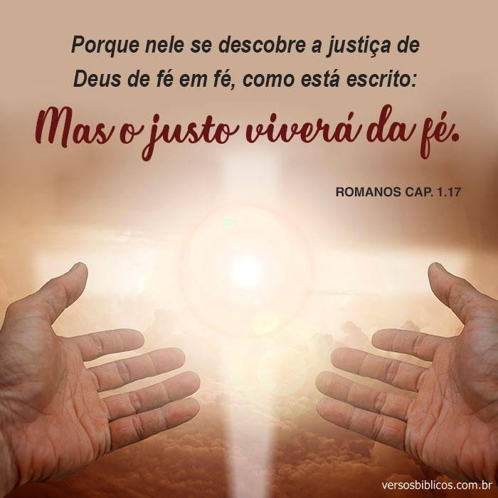 Versículos de Fé para Demonstrar Confiança em Deus 10