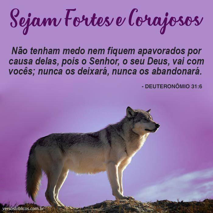 Sejam Forte e Corajosos 4