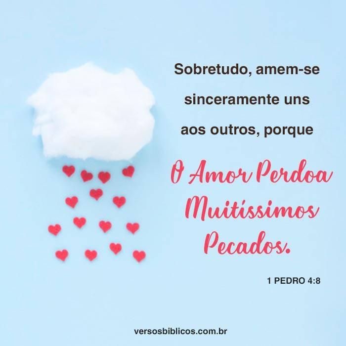 O Amor Perdoa Muitíssimos Pecados 3