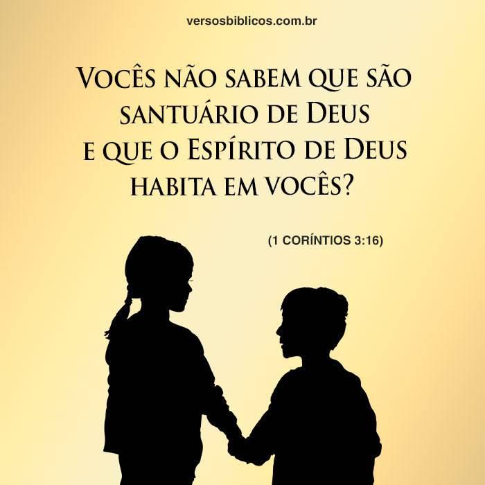 Você é Santuário de Deus 3