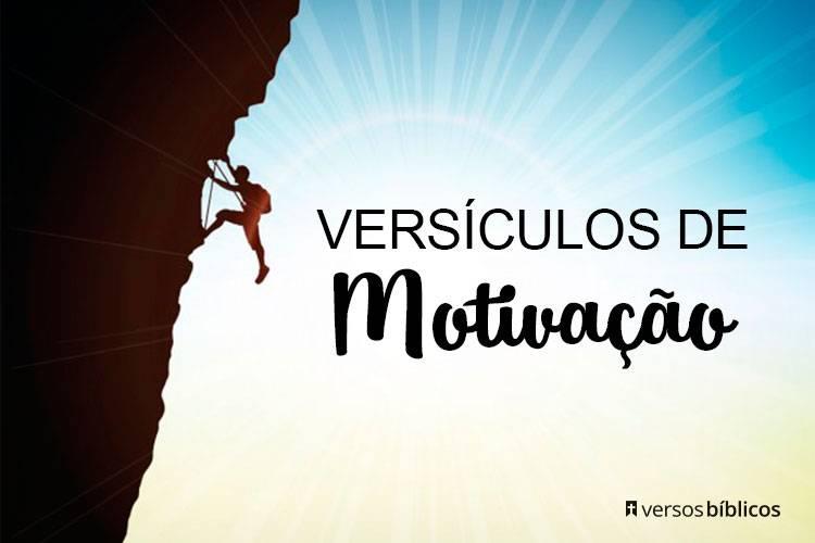 Versículos de Motivação 6
