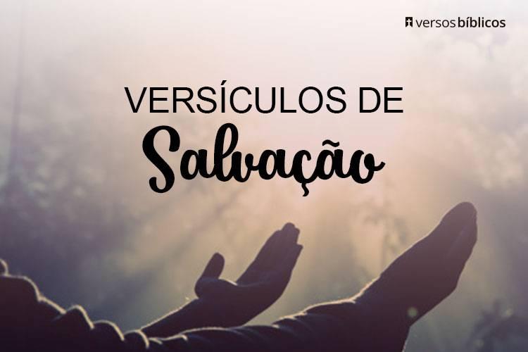 Versículos de Salvação que Mostram o Caminho Certo a Seguir 1