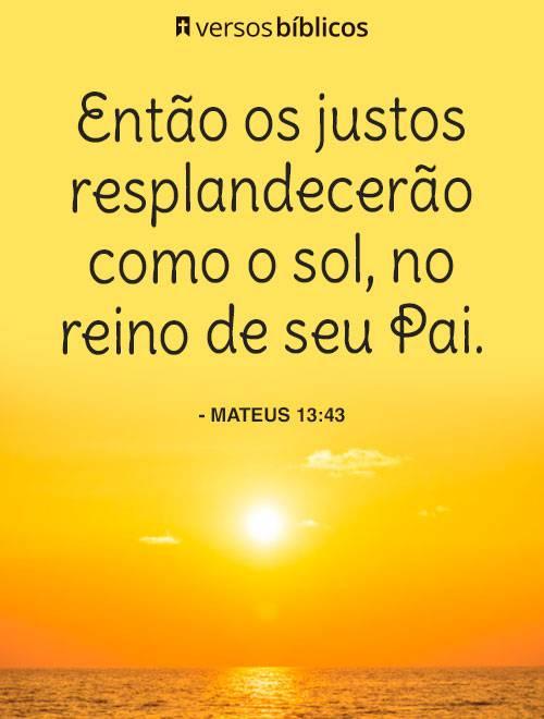 Versículos de Mateus para Refletir sobre Amor e Bençãos 1