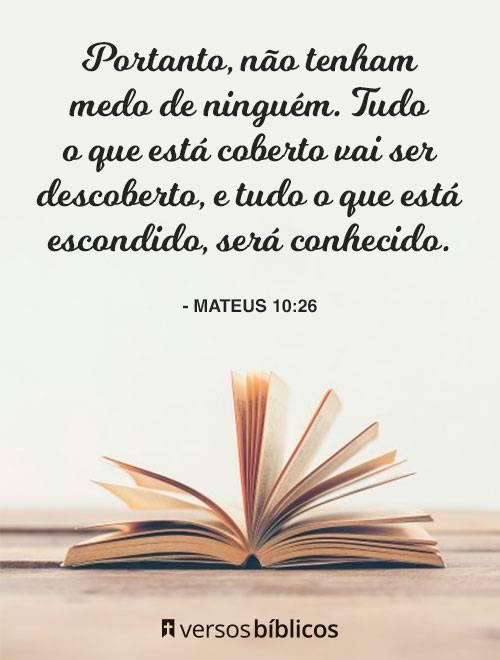 Versículos de Mateus para Refletir sobre Amor e Bençãos 4