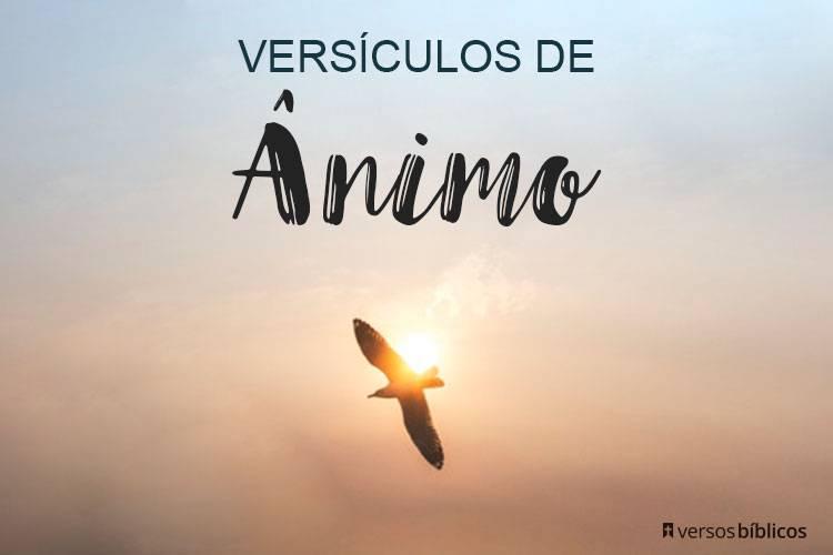 Versículos de Ânimo cheios de Força e Fé 84
