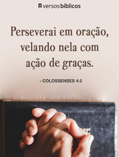 Versículos sobre Oração para Conversar com Deus 3