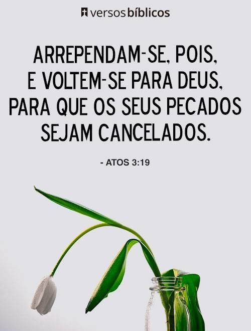 Versículos de Atos dos Apóstolos 4