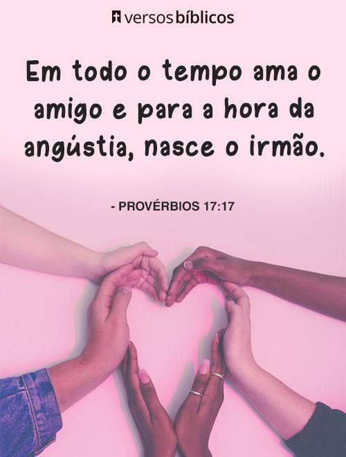 Versículos de Provérbios cheios de Bençãos e Amor 2
