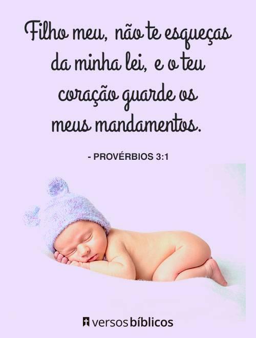 Versículos de Provérbios cheios de Bençãos e Amor 4