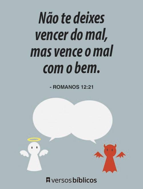 Versículos de Romanos cheios de Fé e Motivação 2