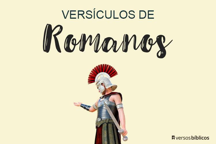 Versículos de Romanos cheios de Fé e Motivação 65